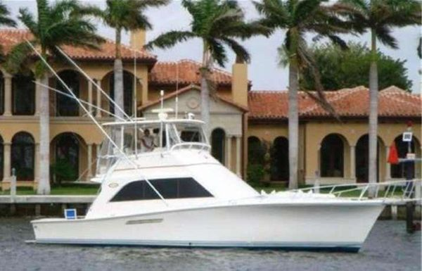 Used Ocean Super Sport Sports Fishing Boat For Sale