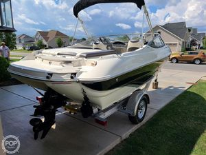 Used Stingray 198 LX Deck Boat For Sale