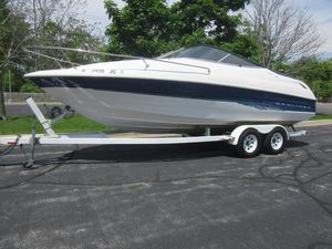 Used Bayliner 2352 Capri LS Cuddy Cabin Boat For Sale