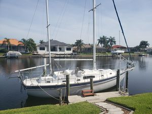 Used Irwin 37 MK V Cruiser Sailboat For Sale