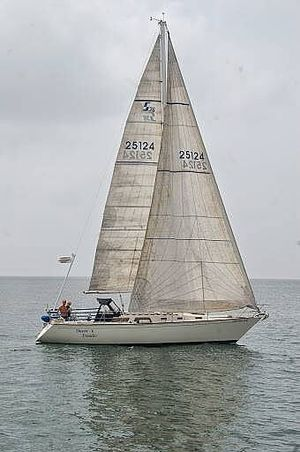 Used Sabre CB 36 Sloop Sailboat For Sale