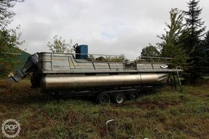 Used Starcraft 28 DLX Pontoon Boat For Sale