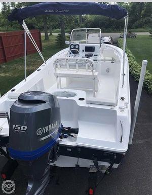 Used Sea Hunt Tri 210 Center Console Fishing Boat For Sale