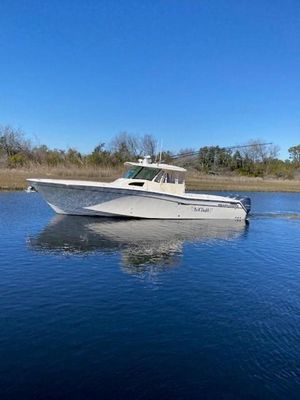 Used Grady-White 376 Canyon Sports Fishing Boat For Sale
