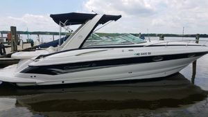 Used Crownline 315 SCR Power Cruiser Boat For Sale