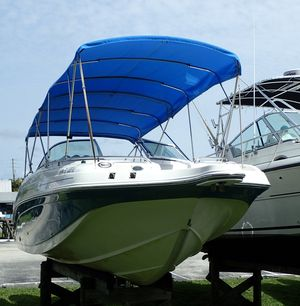 Used Hurricane SunDeck 257 DC OB Deck Boat For Sale