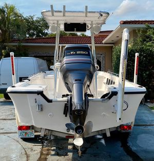 Used Mako 2101 Inshore Center Console Fishing Boat For Sale