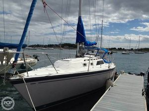 Used O'day 30 Limited Edition Sloop Sailboat For Sale
