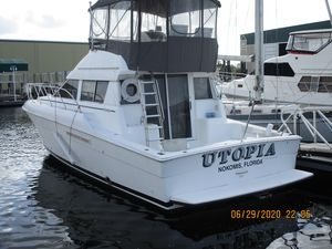 Used Silverton 41 Convertible Saltwater Fishing Boat For Sale