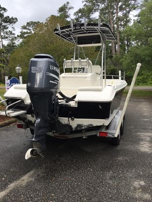 Used Robalo R200 Center Console Saltwater Fishing Boat For Sale