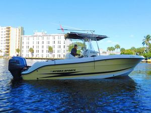 Used Hydra-Sports 25 Vector CC Center Console Fishing Boat For Sale