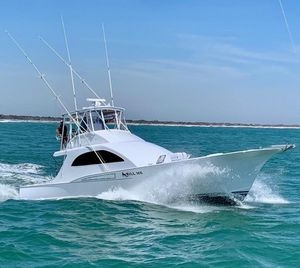 Used Custom Carolina 54 Alex Willis Sportfisherman Sports Fishing Boat For Sale