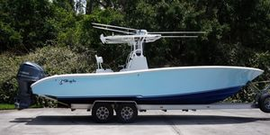 Used Yellowfin 31 Open CC Center Console Fishing Boat For Sale