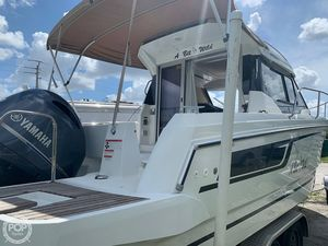 Used Jeanneau NC 795 Walkaround Fishing Boat For Sale