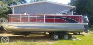 Used Bennington SX23 Pontoon Boat For Sale
