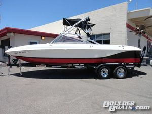 Used Tige 24 V Ltd Ski and Wakeboard Boat For Sale