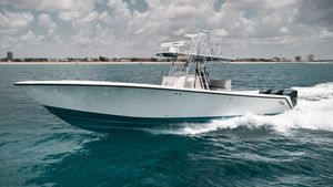 Used Intrepid 390B Center Console Fishing Boat For Sale