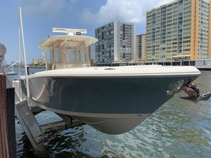 Used Sailfish 320CC Center Console Fishing Boat For Sale