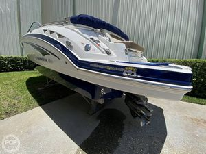 Used Chaparral Sunesta 244 Deck Boat For Sale