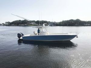 Used Jupiter 32 FS Center Console Fishing Boat For Sale