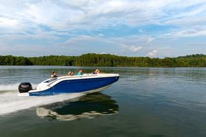 New Bayliner DX2200 Deck Boat For Sale