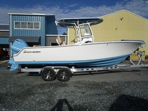 New Sportsman Heritage 251 Center Console Center Console Fishing Boat For Sale