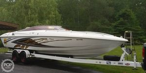 Used Sunsation 288 Closed Bow High Performance Boat For Sale