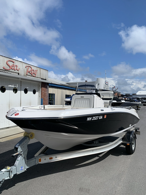 Used Yamaha Boats 190FSH deluxe Jet Boat For Sale