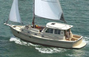 Used Island Packet SP Cruiser Sailboat For Sale