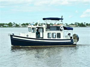 Used Nordic Tugs 32 Pilothouse Trawler Boat For Sale
