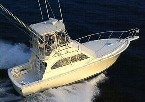 Used Egg Harbor 42 Convertible Golden Egg Convertible Fishing Boat For Sale