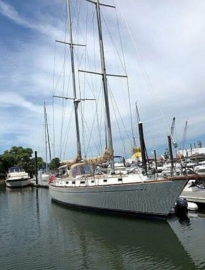 Used Morgan 60 Schooner Sailboat For Sale