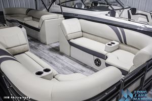New Crest Classic 250SL Pontoon Boat For Sale