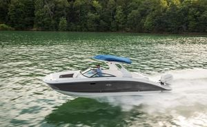 New Sea Ray SDX 270 OB Deck Boat For Sale