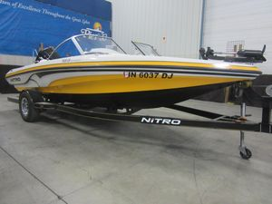 Used Nitro 189 Sport High Performance Boat For Sale