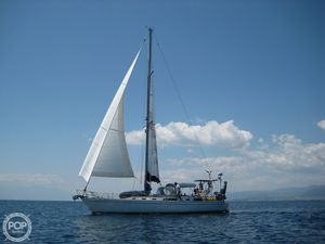 Used Morgan CSY M44 Racer and Cruiser Sailboat For Sale