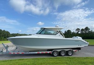 Used Pursuit DC 295 Dual Console Dual Console Boat For Sale
