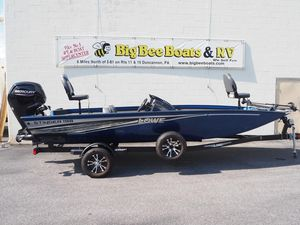 New Lowe Stinger 198 Dual Console Freshwater Fishing Boat For Sale