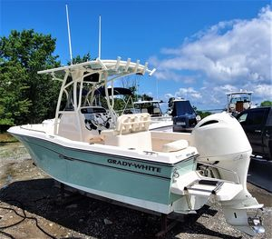 Used Grady-White 209 Sportfisherman Center Console Center Console Fishing Boat For Sale