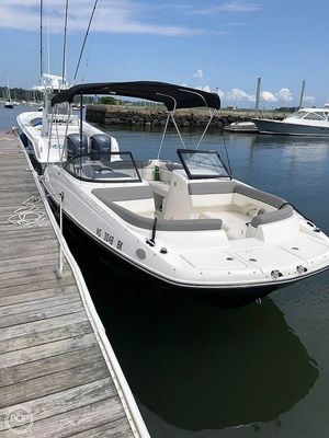 Used Bayliner CR215 Deck Boat For Sale