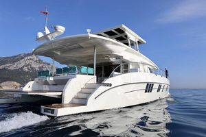 New Serenity 64 Solar Catamaran Power Catamaran Boat For Sale