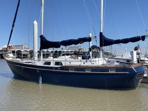 Used Transpacific Marine 49 MKII Center Cockpit Sailboat For Sale