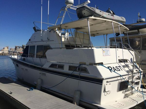 Used Overseas PT 46 Sundeck Trawler Boat For Sale