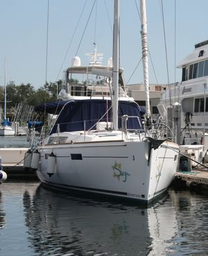 Used Beneteau Oceanis 45 Cruiser Sailboat For Sale