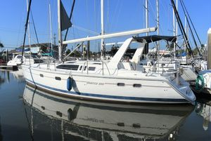 Used Hunter 430 Sloop Sailboat For Sale