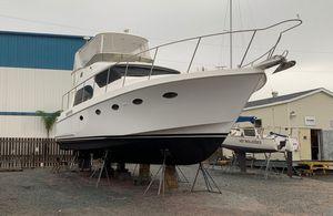 Used Ocean Alexander Altus 42 Motor Yacht For Sale