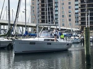 Used Beneteau Oceanis 41.1 Cruiser Sailboat For Sale