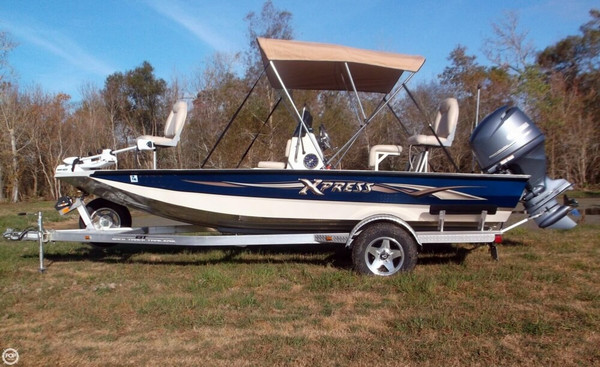 Used Xpress H18B Bay Boat For Sale