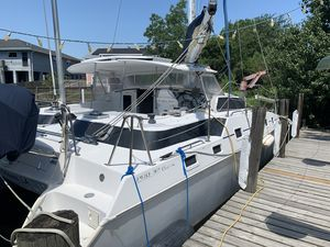 Used Pdq 32 Catamaran Sailboat For Sale