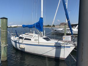 Used Catalina Capri 26 Cruiser Sailboat For Sale